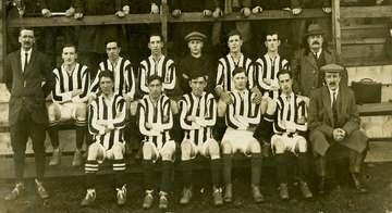 old football teams