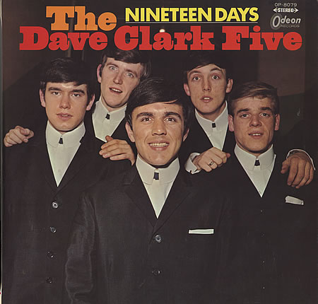 Dave-Clark-Five-Nineteen-Days---R-365449