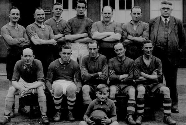 vintage football team 2