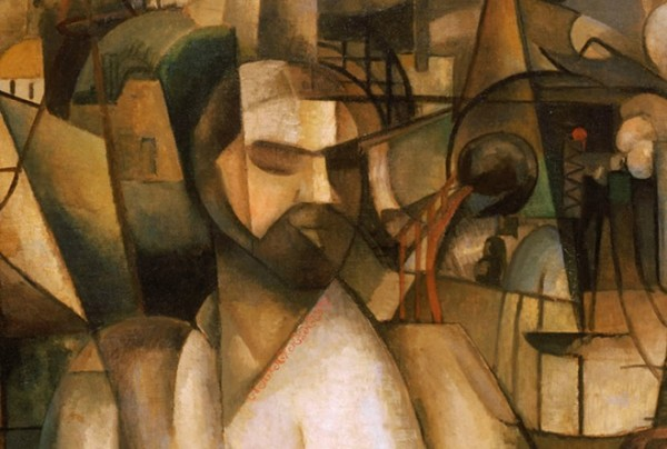 20150118143030!Albert_Gleizes,_l'Homme_au_Balcon,_1912,_oil_on_canvas,_195.6_x_114.9_cm,_Philadelphia_Museum_of_Art