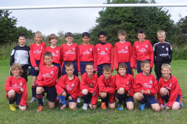 u12 football squad