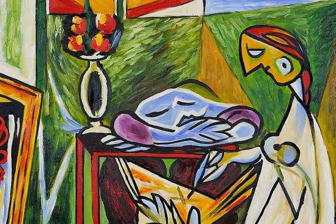 pablo picasso and cubism style2
