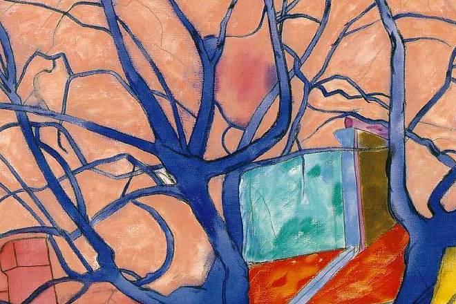 r-b-kitaj-ronald-b-kitaj-the-oak-tree-1991